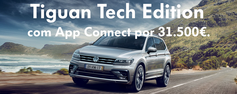 Tiguan App Connect